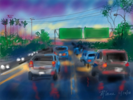 #dailygratitude - road of life