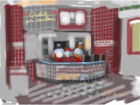 Daily Gratitude - fast food