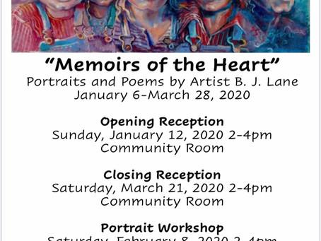 Free Portrait workshop