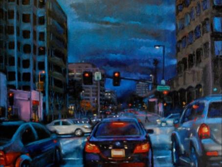 #dailygratitude - city nights