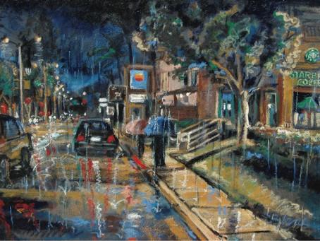 #dailygratitude -in the rain