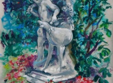 #dailygratitude - Garden Sculpure