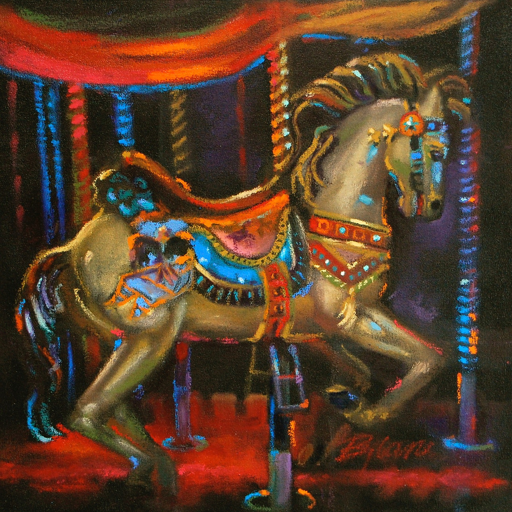 #L.A. County Fair Paintings ©2010Bjlane