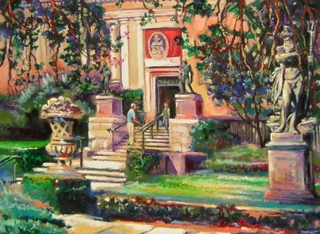 #dailygratitude -  gardens of knowledge