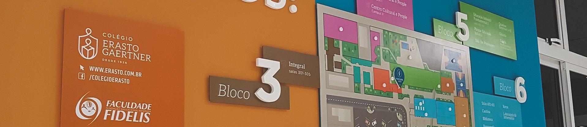 Placas acrilico, chapa | Fórmula Comunicaão Visual