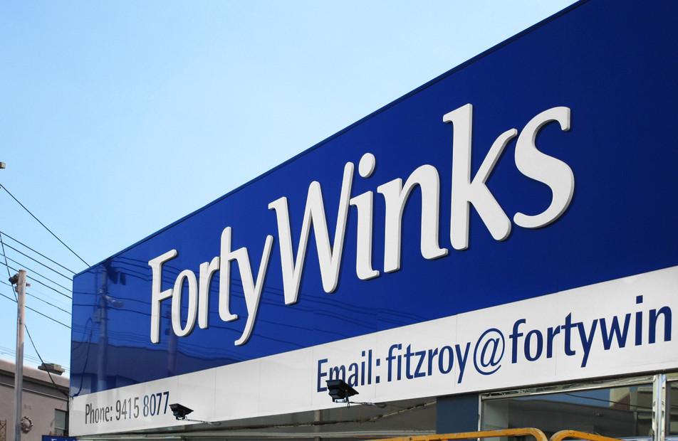 fachada frontlight, acm, placa   Fórmula Comunicação Visual