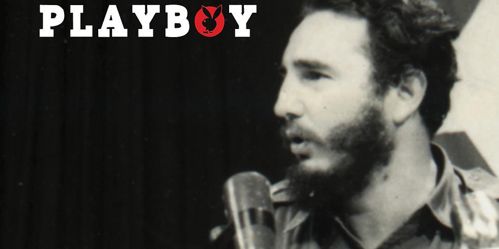 """Presentación del libro """"Fidel Castro. El comandante Playboy. Sexo, Revolución y Guerra Fría."""""""