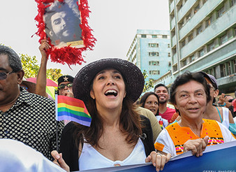 SAME-SEX MARRIAGE IN CUBA IS A PUBLIC-RELATIONS PLOY