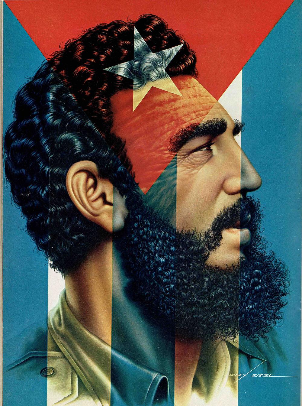 Fidel Castro. The Playboy Comandante