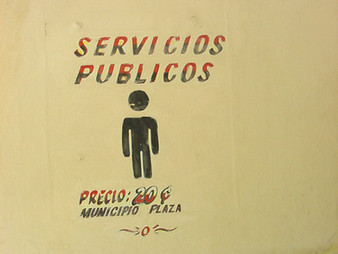 WALLS TALK: HOMOEROTIC NETWORKS AND SEXUAL GRAFFITI IN PUBLIC WASHROOMS IN HAVANA
