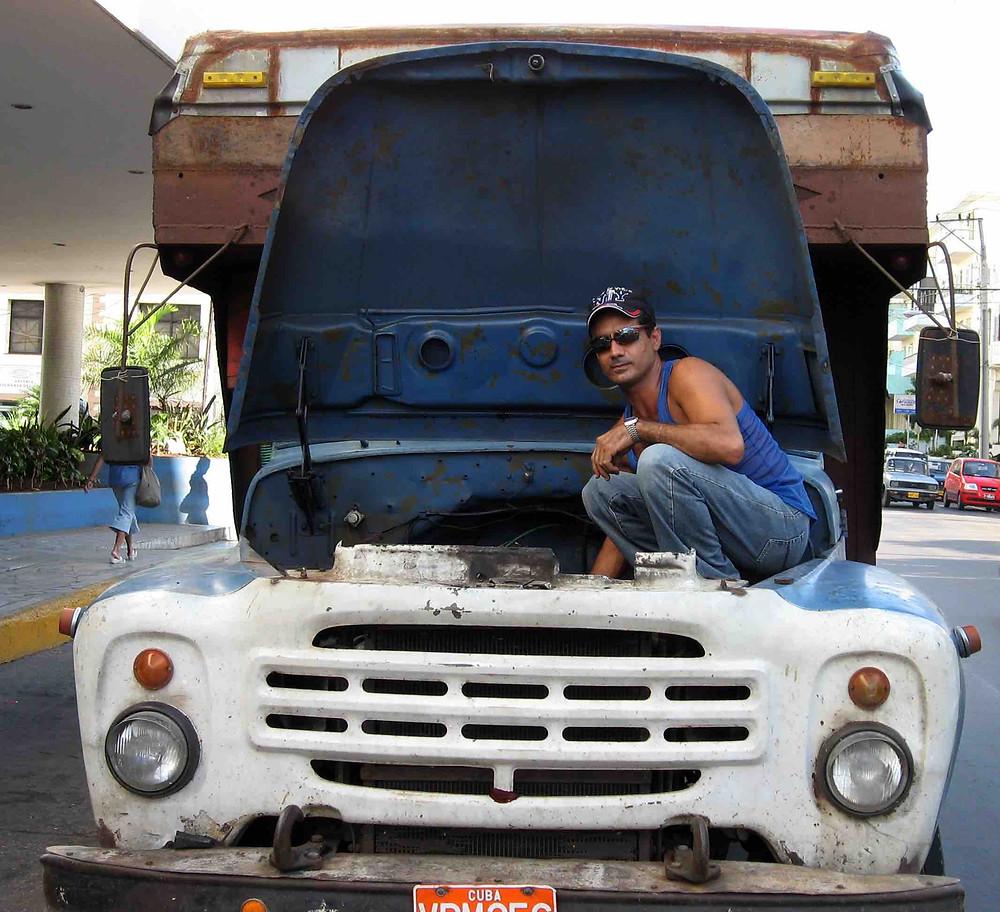 Abel Sierra Madero. Camioneros y masculinidad