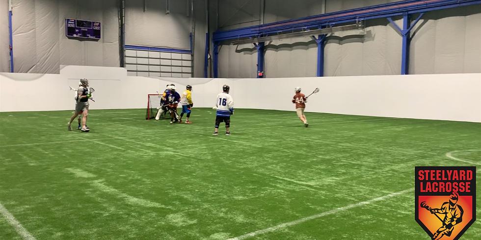 Fall Adult Mens Box Lacrosse League Registration
