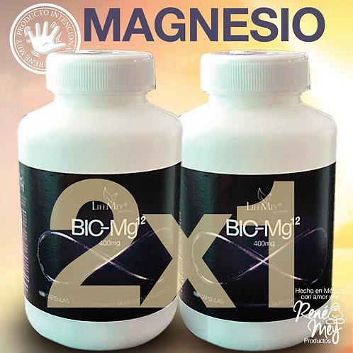 MAGNESIO 2X1!! DESHAZTE DE ESOS KILITOS DE MAS
