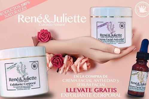 Kit de Belleza René&Juliette CON REGALO