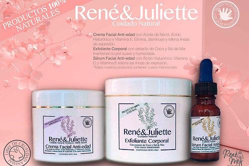 Kit de Belleza René&Juliette ENVIO INCLUIDO