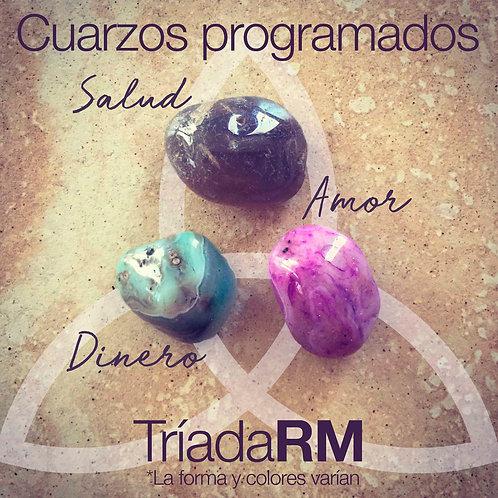 Triada de Cuarzos RM