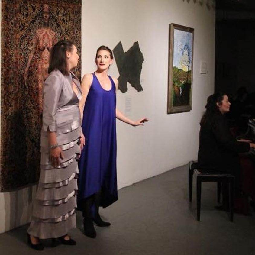 Opera night at the gallery