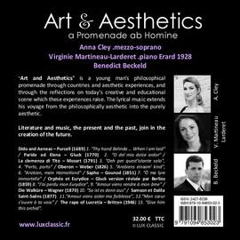 Art & Aesthetics - CD-Book