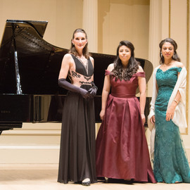 Prima donnas in Concert