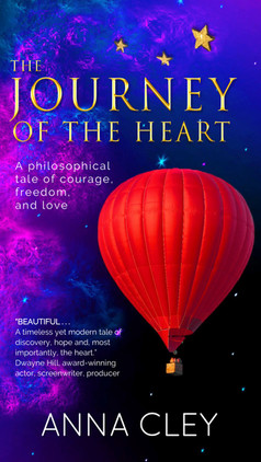 The Journey of the Heart - Front cover