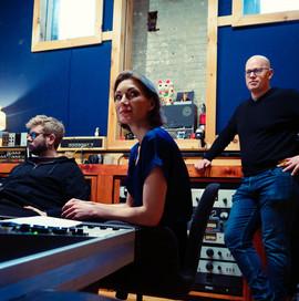 Opera en code - Recording at Bunker Studio