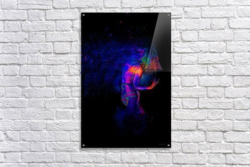 'Oracal' - Acrylic Print 24x36