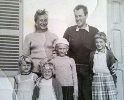 Familia Walmsley