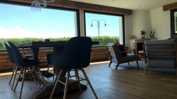 Rénovation d'un appartement à Crans-Montana