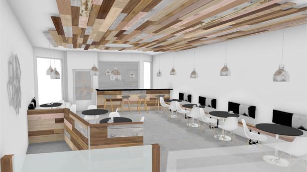 Création d'un café Crans-Montana / VS