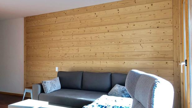 Rénovation d'un appartement Crans-Montana / VS