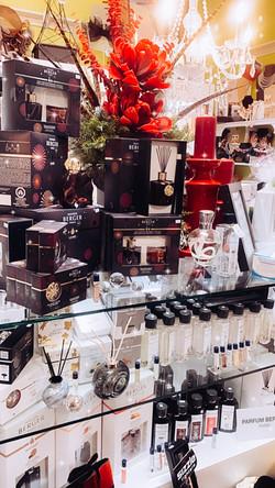 Backstreet Antiques Perfume Selection