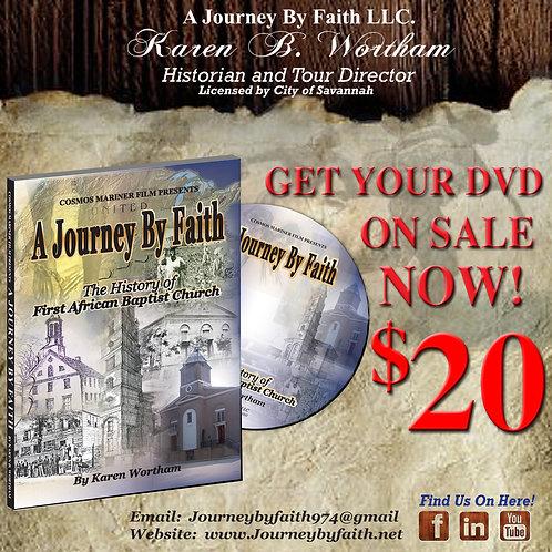 A Journey By Faith (First African Baptist Church)