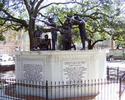 Haitian Monument