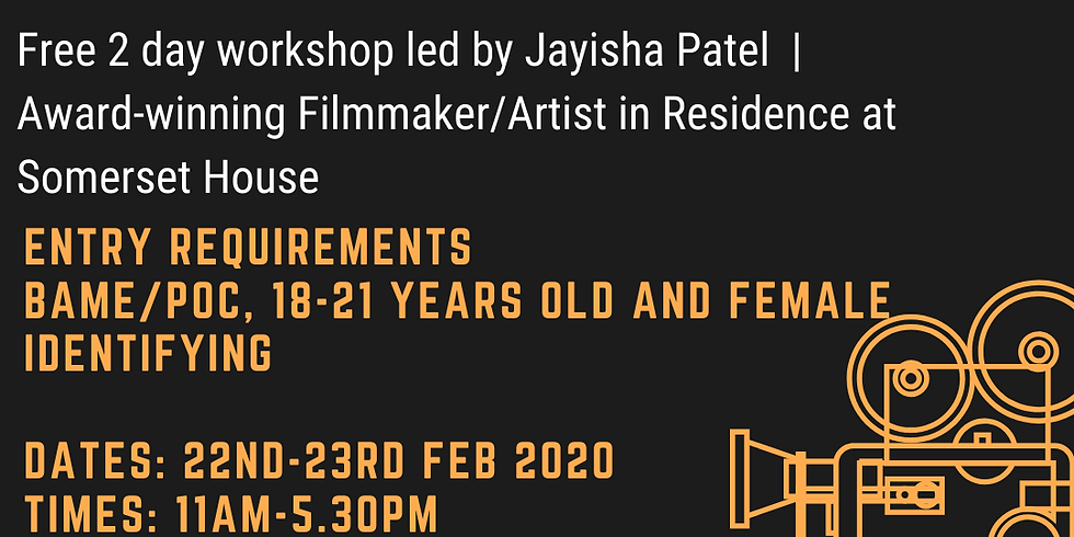 Workshop | EXPLORE HOW YOU CAN USE YOUR OWN CULTURAL HERITAGE TO CREATE PERFORMANCE