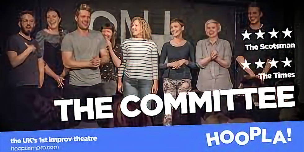 The Committee at Hoopla Impro