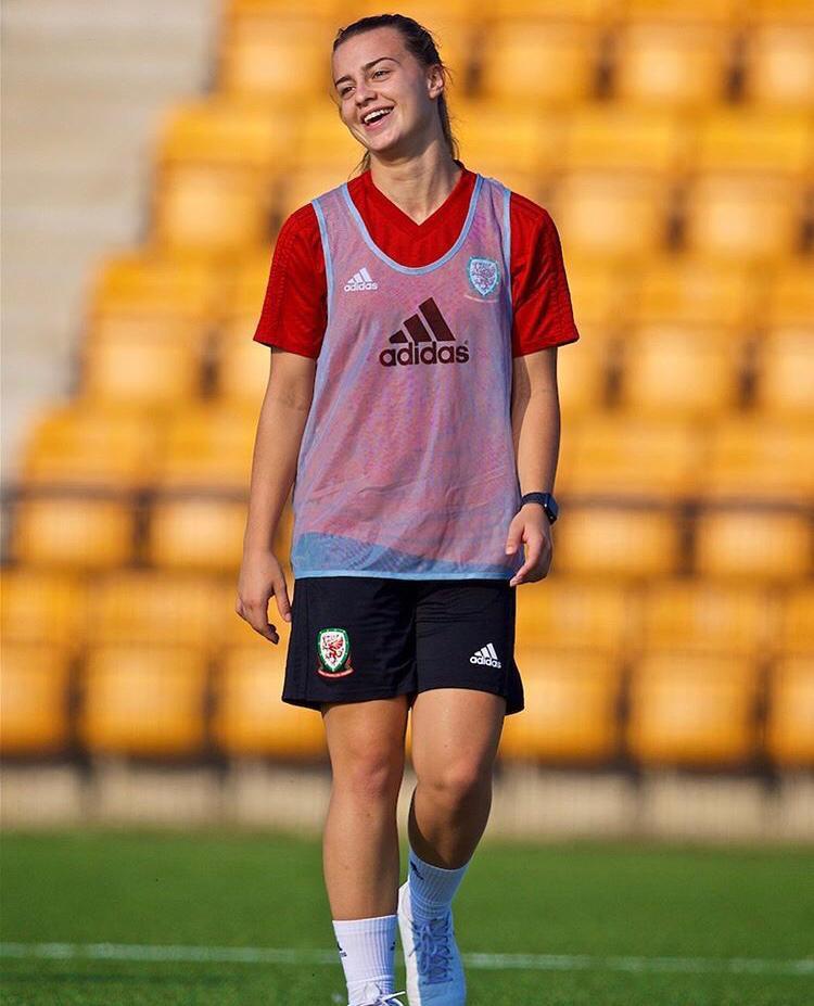 Lewes and Wales footballer Ella Powell