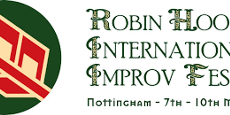 Robin Hood International Improv Festival
