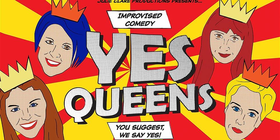 Yes Queens | Brighton Fringe