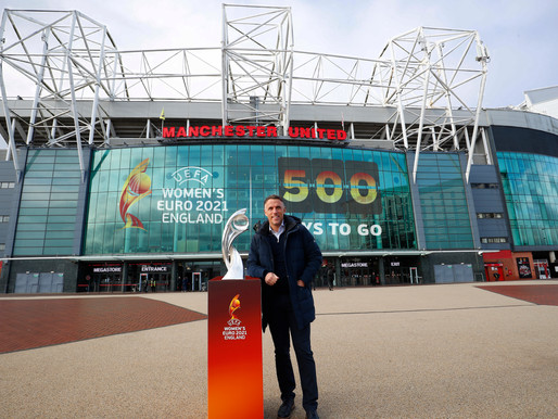 Lionesses to play first match of EURO 2021 at Old Trafford