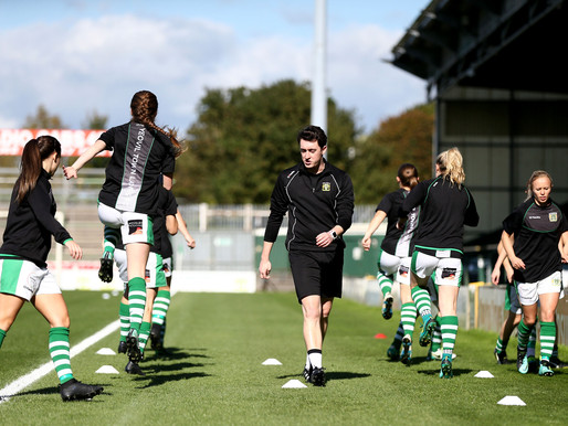 Periods and performance: Yeovil Town Women and the importance of listening to your players