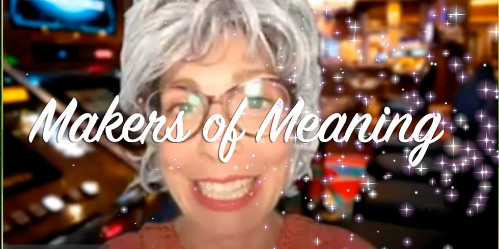 Makers of Meaning: Yentl!