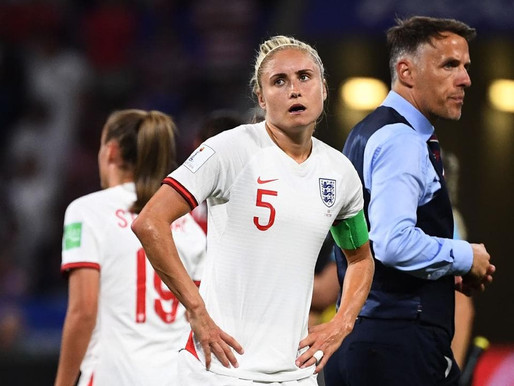 'We're right to want equality for women's football, but how much criticism is healthy?'
