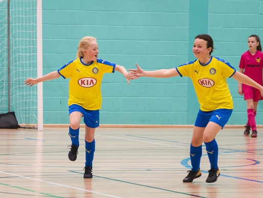 Gift of Kit: a scheme looking to give back to female football