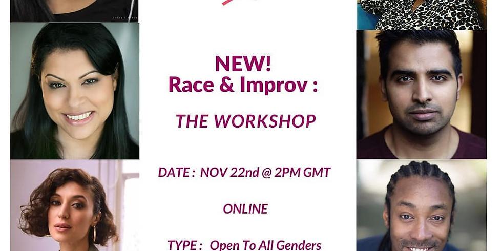 Race & Improv: The Workshop