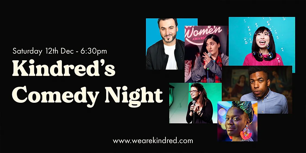 Kindred's Comedy Night