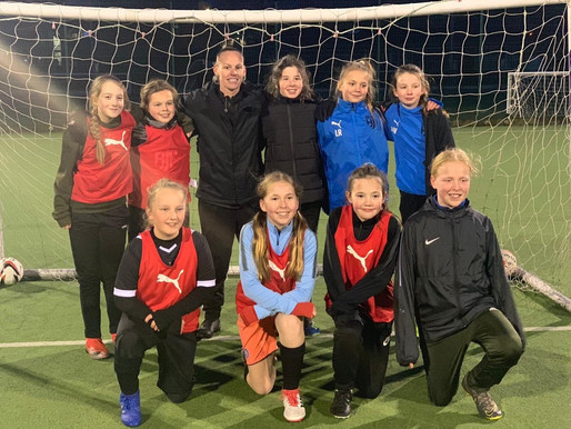 Amanda Barr: the England legend driving female football in the North West