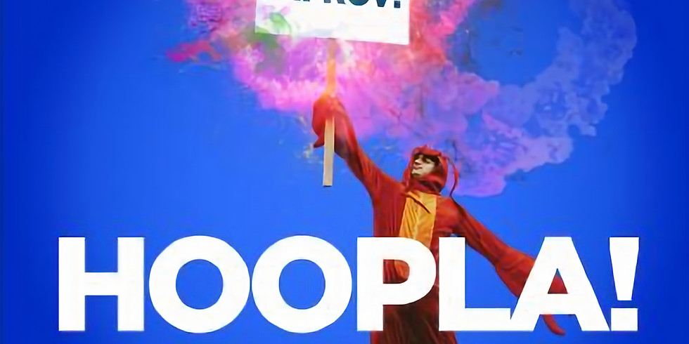 Hosting | Hoopla Impro