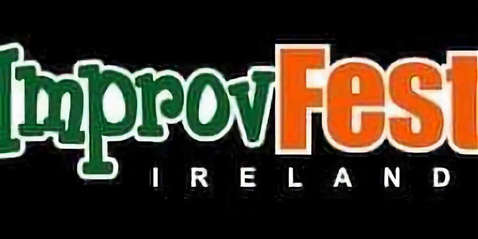 The Committee at Improv Fest Ireland