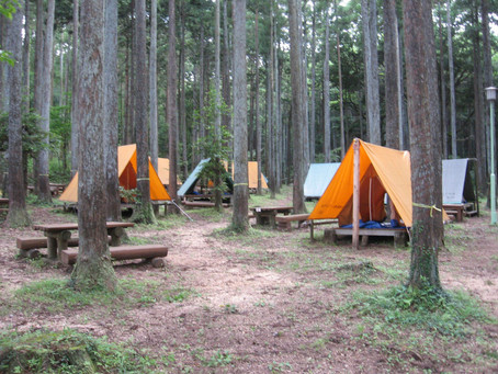 きまつり「もりもりキャンプ」のお知らせ