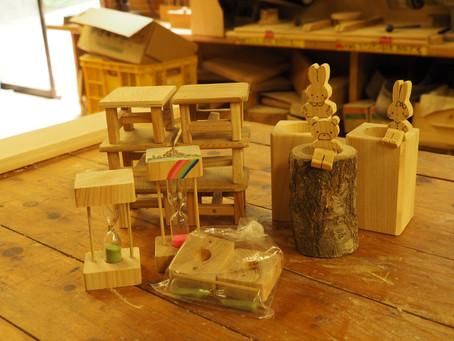 木工室のご案内